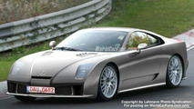 SPY PHOTOS: Lexus LF-A - Artist Impression