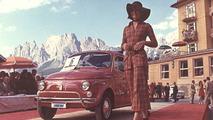 1970: Fiat 500 in Cortina