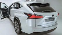 2015 Lexus NX production version
