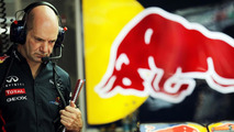 Adrian Newey 26.10.2012 Indian Grand Prix