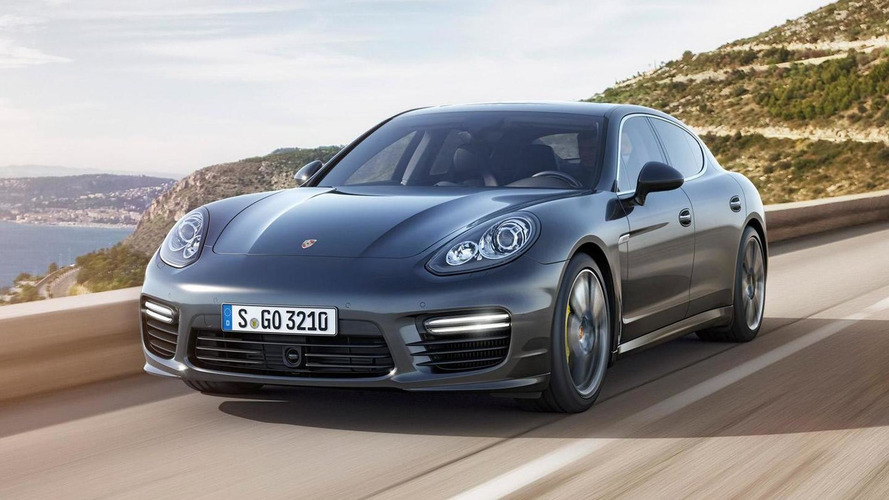 2014 Porsche Panamera Turbo S launched