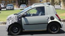 2014 Smart ForTwo mule spy photo 29.07.2013