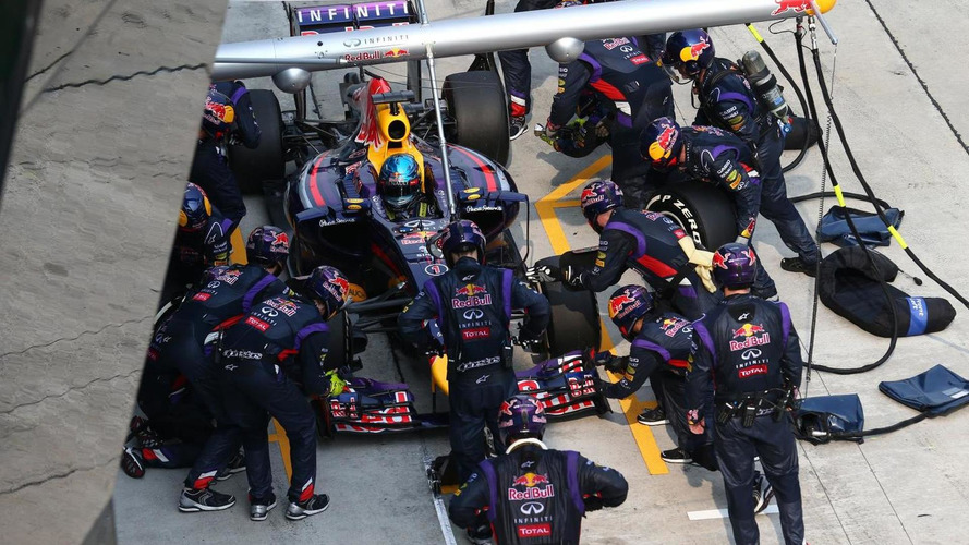 More fuel flow problems for Red Bull
