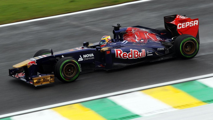 Philosophy tweak helps Vergne stay at Toro Rosso