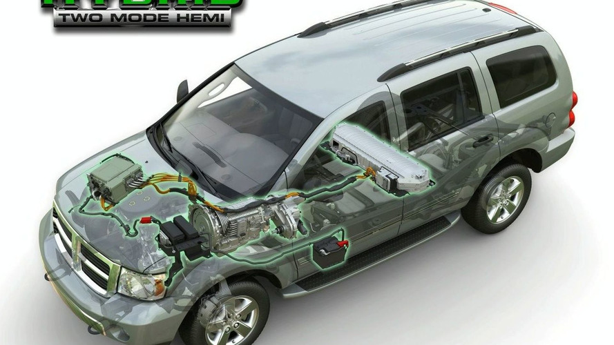 Dodge Unleashes Durango HEMI Hybrid