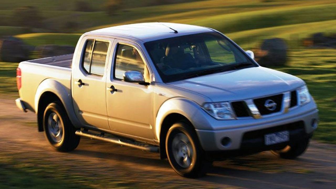 Nissan D40 Navara Dual Cab
