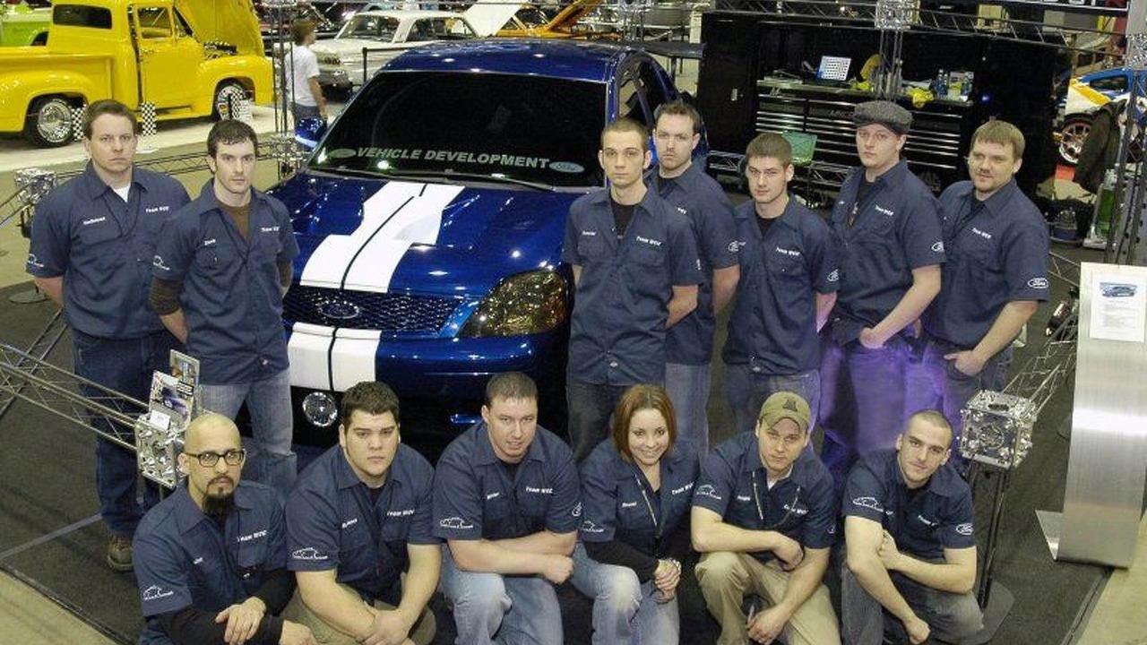 Ford Five Hundred GT-R Students Program