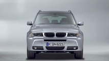 BMW X3 with M sport package