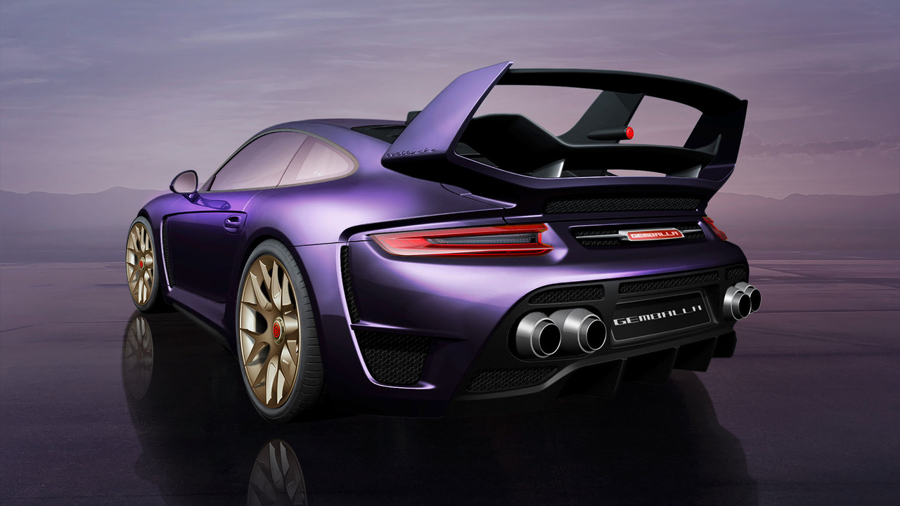 Gemballa Avalanche Front