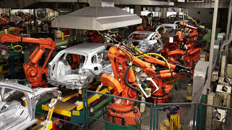 Cyberattaque - L'usine Renault de Douai à l'arrêt