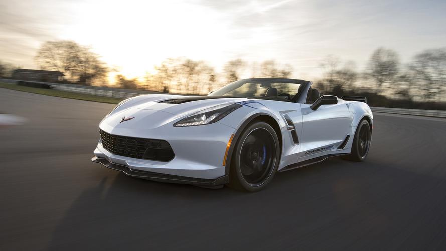 2018 Chevy Corvette Carbon 65 Edition