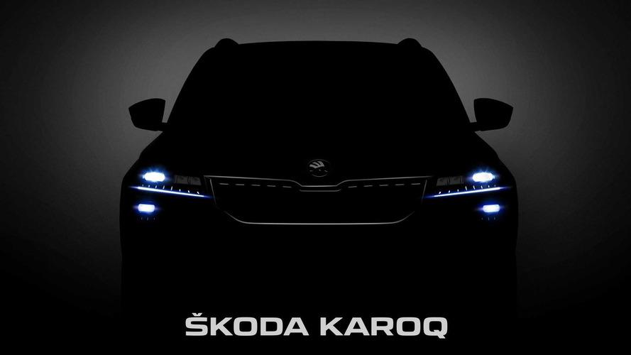 Skoda Karoq resmi fotoğraflarla neredeyse tanıtıldı