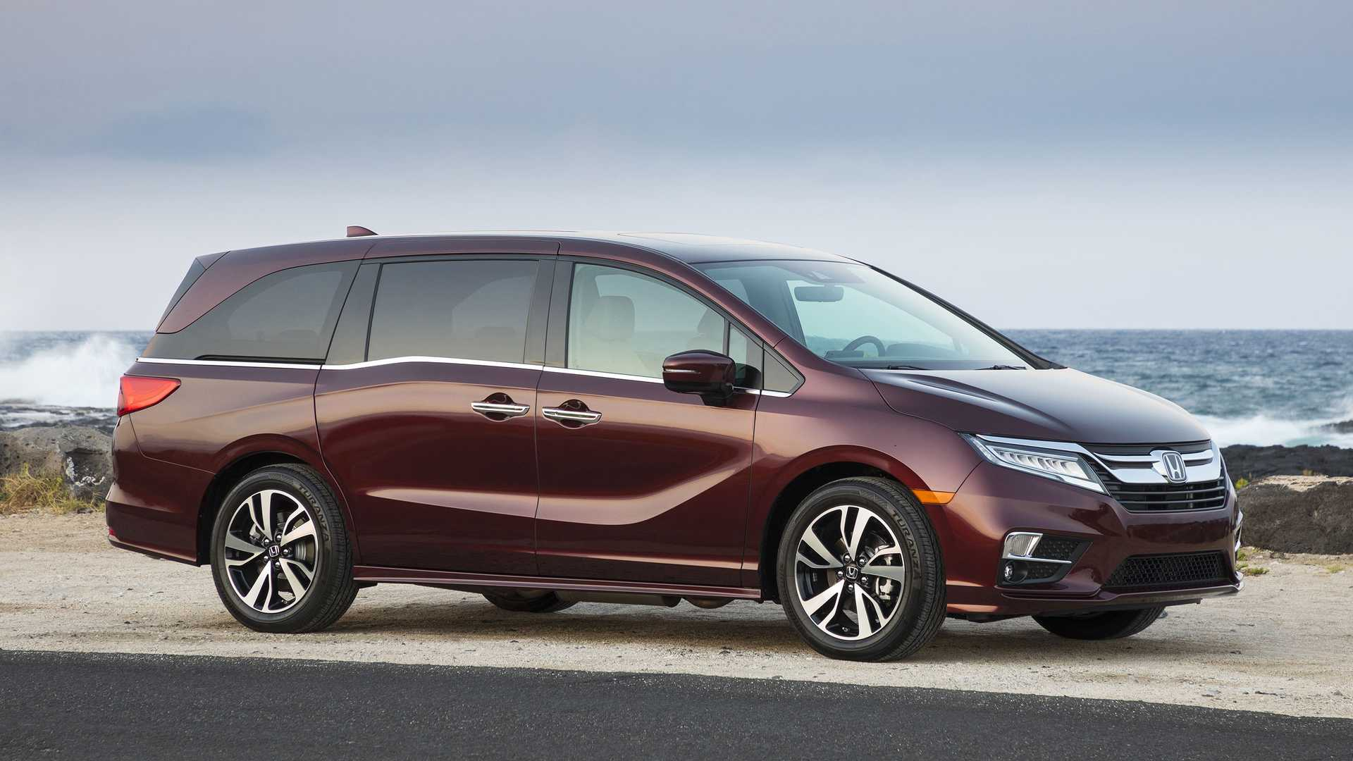 Model 2018 Honda Odyssey First Drive Just Add Imagination
