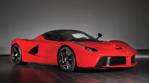 Ferrari LaFerrari RM Sotheby's Auction