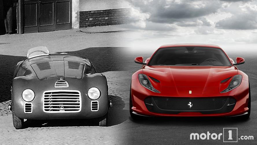 Chronologie - Les 70 ans de Ferrari en 20 dates clés