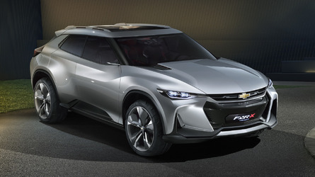 Chevy FNR-X Might Just Be The Coolest Concept In Shanghai