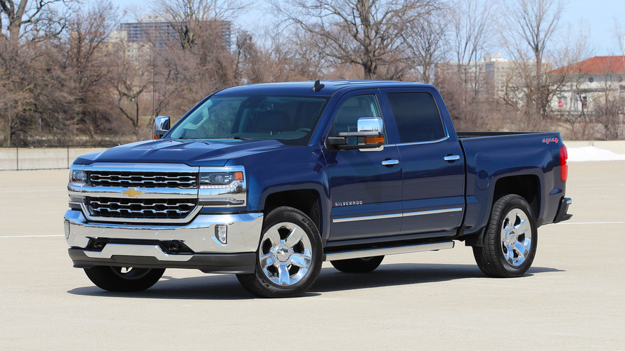 2017 Chevy Silverado 1500 Review
