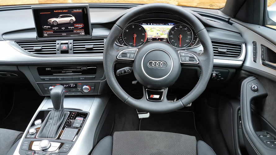 2017 audi a6 avant review. Black Bedroom Furniture Sets. Home Design Ideas
