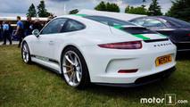 Porsche 911 R at 2017 Goodwood Festival of Speed