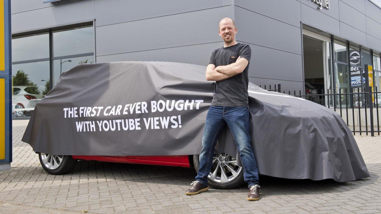 YouTube Opel Astra