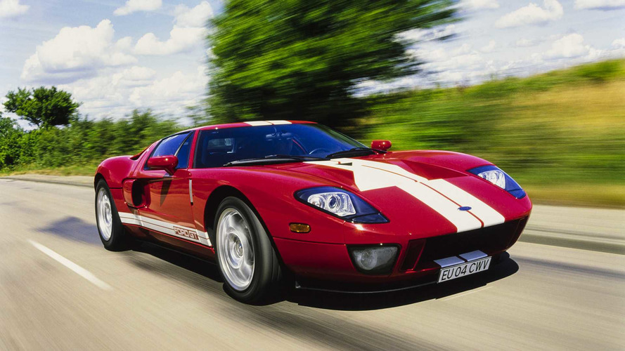2005-2006 Ford GT