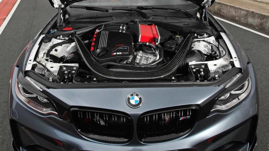 La BMW M2 CSR tunée par Lightweight flirte avec les 600 ch