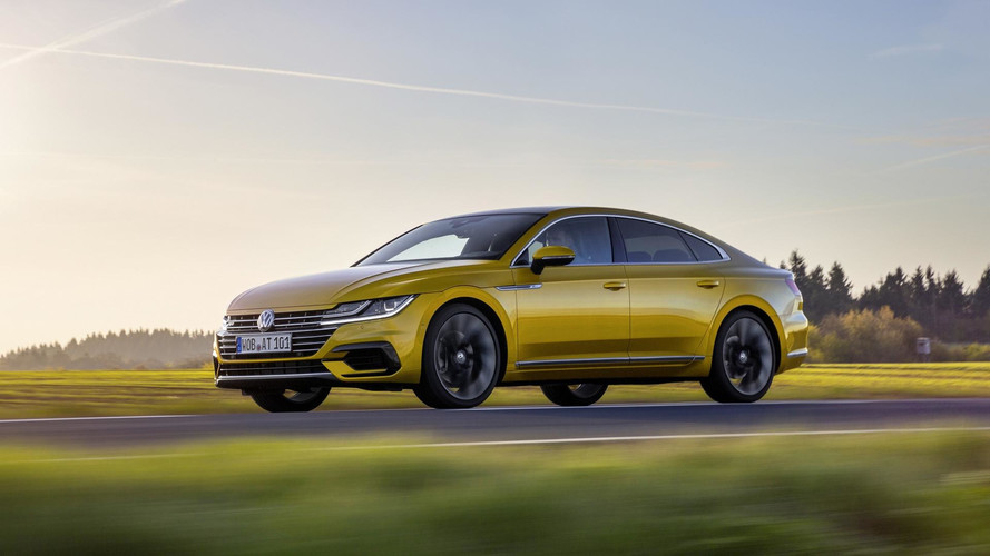 VW Arteon Six-Cylinder Engine, Shooting Brake Version Considered