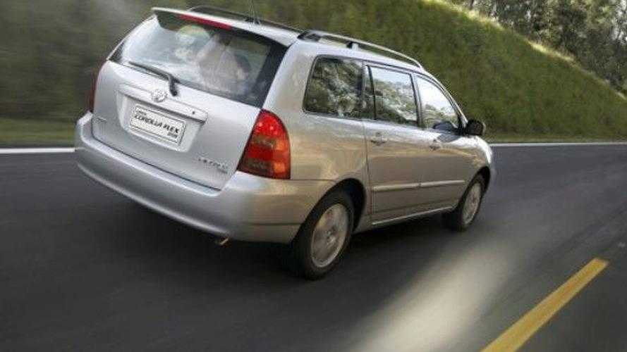 Toyora Corolla Flex for Brasil