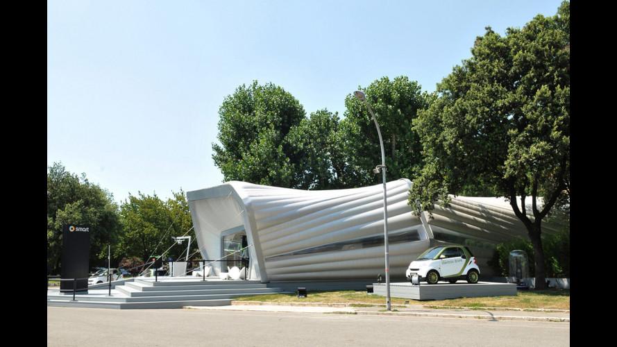 La smart elettrica si prova a Roma fino al 31 luglio