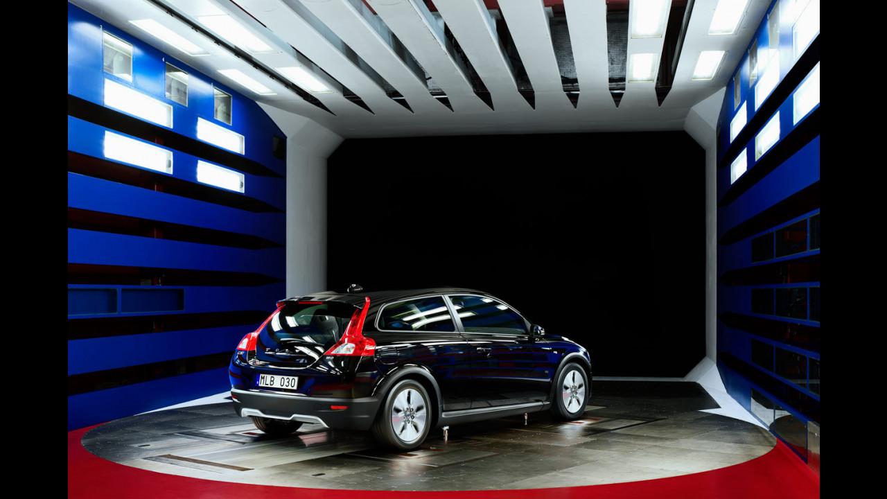 La nuova galleria del vento Volvo