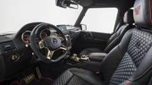 Brabus 850 Buscemi Edition based on Mercedes-AMG G63