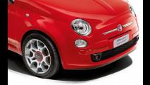 Fiat 500 Limited Edition Rosso Corsa
