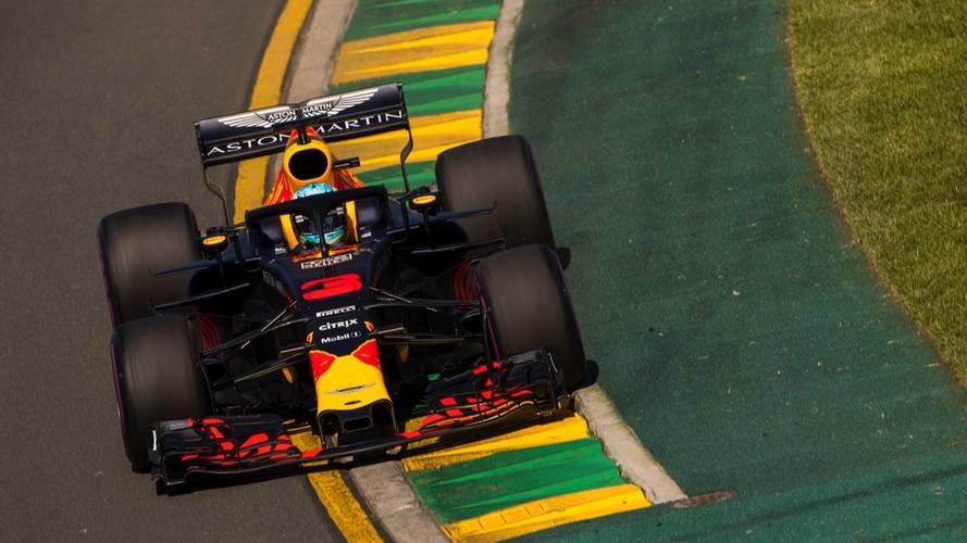 Ricciardo- Les F1 sont trop larges pour pouvoir dépasser