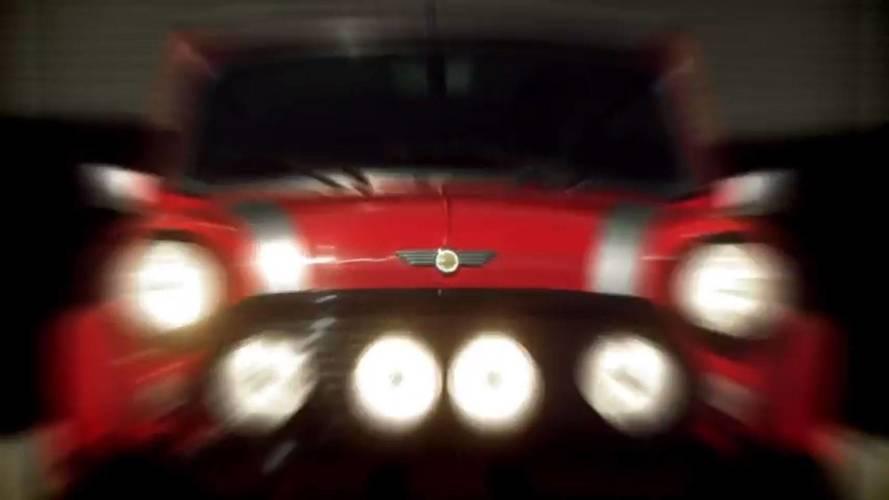 Mini Teaser New York Auto Show