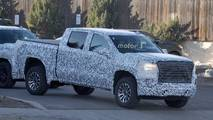 GMC Sierra All-Terrain Spy Photos