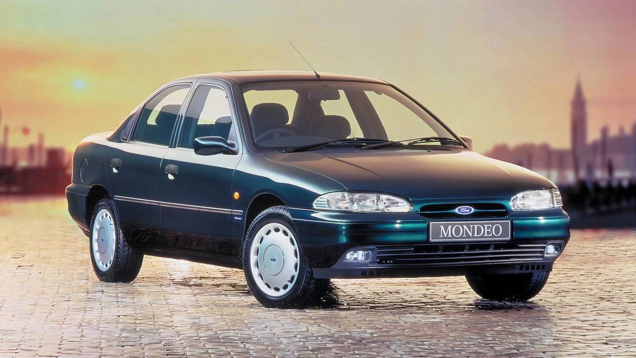 1994: Ford Mondeo