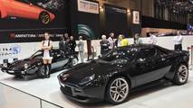 Lancia Stratos and MAT New Stratos