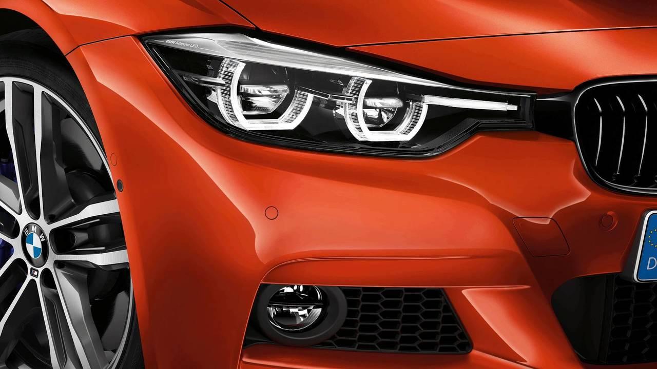 BMW 3 Serisi Edition Shadow