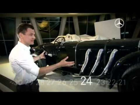 In 60 seconds: Mercedes-Benz 300 SSK
