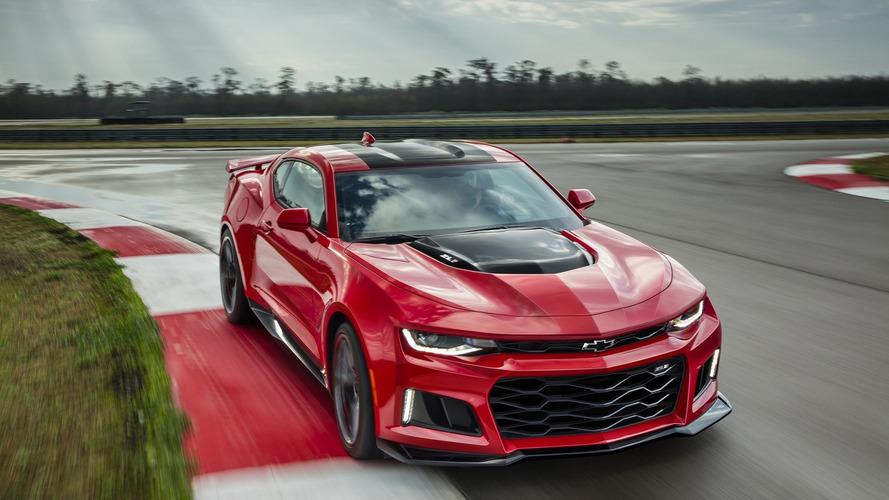 La Chevrolet Camaro ZL1 2017 se dévoile