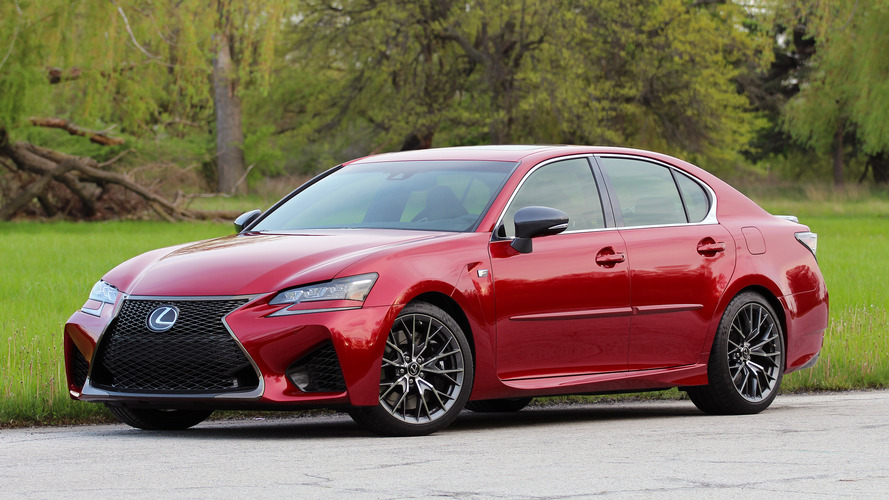 Is Lexus killing the GS sedan next year?