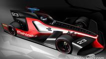 Mahindra Racing Pininfarina concept