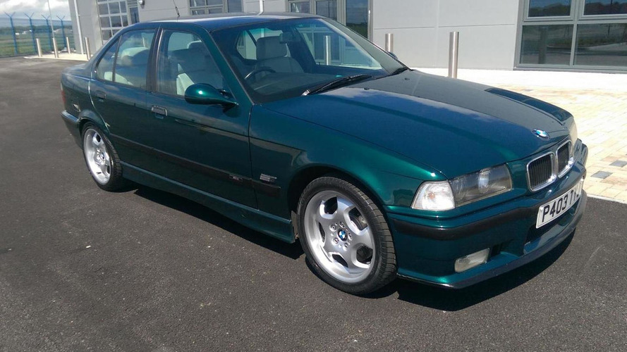 BMW M3 from Top Gear going up for auction
