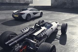McLaren 570S M2B Edition is a Top Notch Tribute
