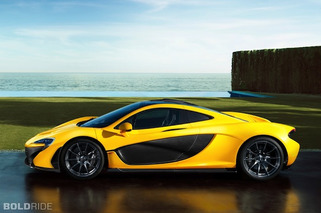 McLaren P1 Almost Already Sold Out in U.S.