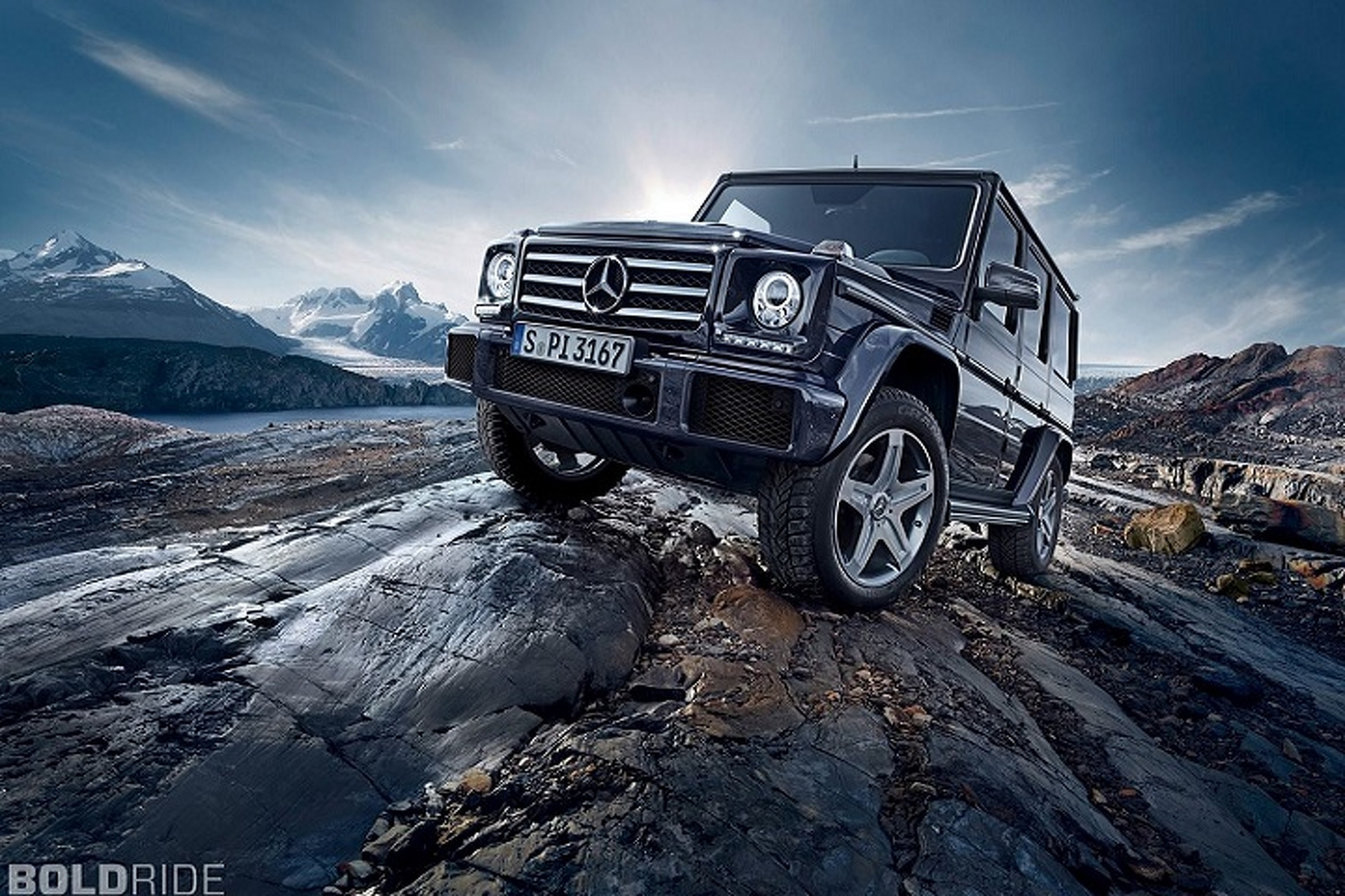 The Mercedes-Benz G-Wagen: A Must-Have For the Rich and Famous