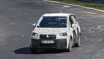Opel Meriva spy photos