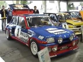 Renault 5 Maxi Turbo Ragnotti