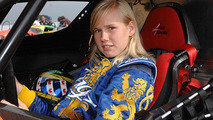 Beitske Visser, victory in the Dutch Supercar Challenge, 550, 12.08.2011