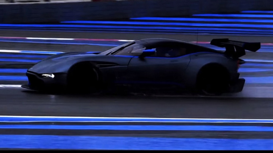 Aston Martin Vulcan is the right kind of crazy [video]